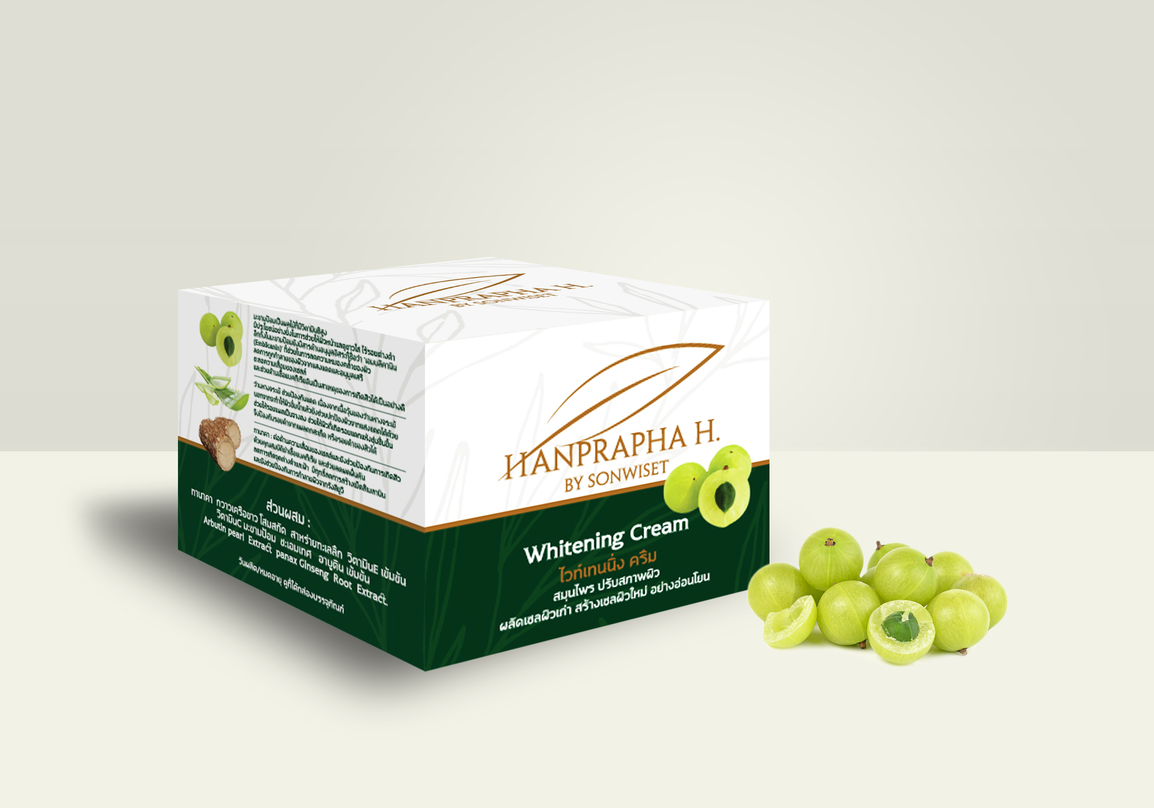 gooseberry cream